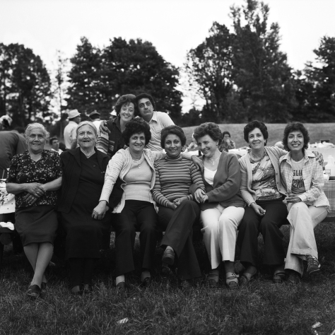 1977 Gagliato Social Club picnic