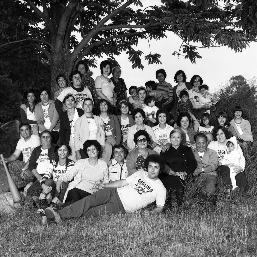Gagliato Social Club Picnic 1978 Photo #24