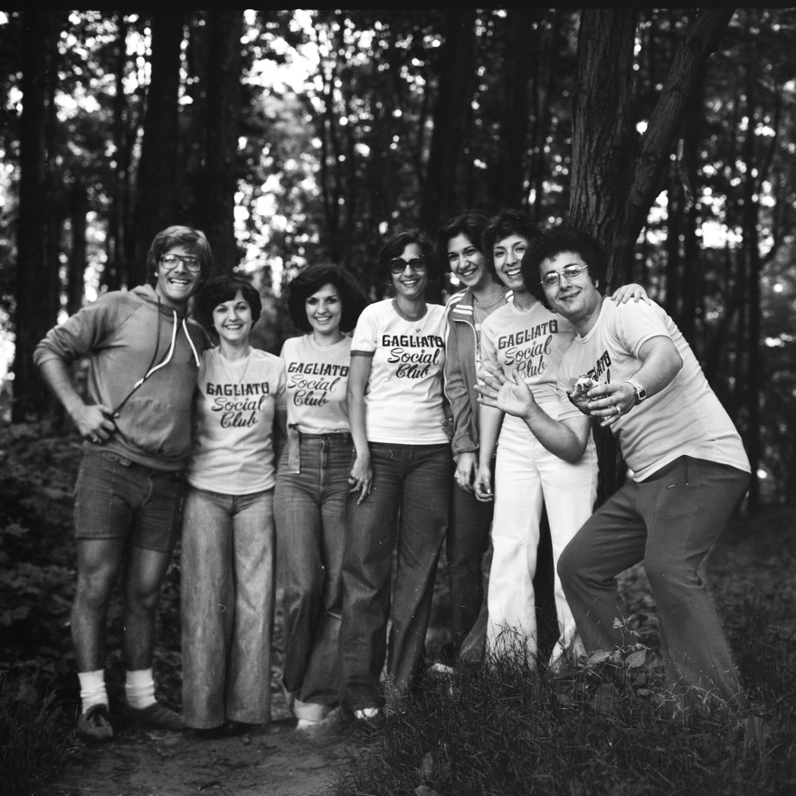 Gagliato Social Club Picnic 1977